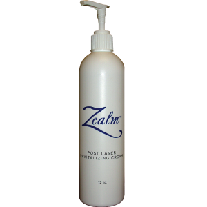 Zcalm soothing revitalizing cream post laser treatment